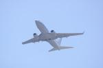 小鉢さんが、関西国際空港で撮影したファースト・ヴァーチャル・エア 737-7JY BBJの航空フォト(写真)