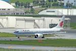 てるやっちさんが、那覇空港で撮影した中国国際航空 737-8Q8の航空フォト(写真)