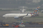 SKYLINEさんが、羽田空港で撮影したBBJ One 737-7CJ BBJの航空フォト(飛行機 写真・画像)