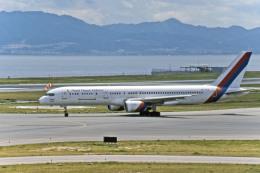 Gambardierさんが、関西国際空港で撮影したロイヤル・ネパール航空 757-2F8Cの航空フォト(飛行機 写真・画像)