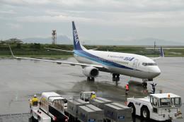 りんたろうさんが、岩国空港で撮影した全日空 737-881の航空フォト(飛行機 写真・画像)