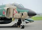 じーく。さんが、千歳基地で撮影した航空自衛隊 RF-4E Phantom IIの航空フォト(写真)
