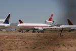 しかばねさんが、サザンカリフォルニアロジステクス空港で撮影したデタ・エア DC-10-40Fの航空フォト(写真)