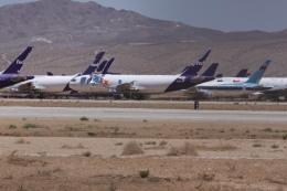 しかばねさんが、サザンカリフォルニアロジステクス空港で撮影したフェデックス・エクスプレス A310-324(F)の航空フォト(飛行機 写真・画像)