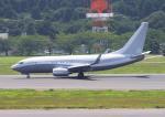 09RJNH27さんが、成田国際空港で撮影したファースト・ヴァーチャル・エア 737-7JY BBJの航空フォト(写真)