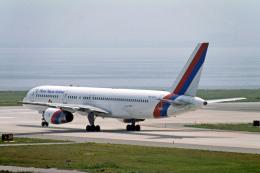 Gambardierさんが、関西国際空港で撮影したロイヤル・ネパール航空 757-2F8の航空フォト(飛行機 写真・画像)