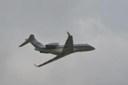 brasovさんが、ウィリアム・P・ホビー空港で撮影したウェルズ・ファーゴ・バンク・ノースウェスト BD-100-1A10 Challenger 300の航空フォト(飛行機 写真・画像)