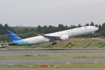 ANA744Foreverさんが、成田国際空港で撮影したガルーダ・インドネシア航空 777-3U3/ERの航空フォト(写真)