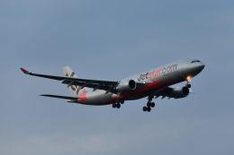 ポン太さんが、成田国際空港で撮影したジェットスター A330-202の航空フォト(飛行機 写真・画像)