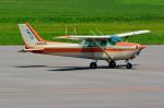 Dojalanaさんが、札幌飛行場で撮影した北海道フライトサービス 172P Skyhawkの航空フォト(写真)