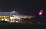 rjnsphotoclub-No.07さんが、静岡空港で撮影したフンヌ・エアー A319-112の航空フォト(飛行機 写真・画像)