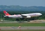 新千歳空港 - New Chitose Airport [CTS/RJCC]で撮影された復興航空 - TransAsia Airways [GE/TNA]の航空機写真