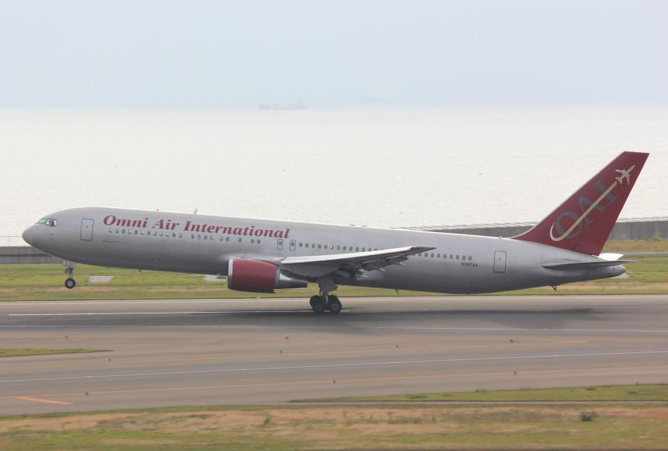 F-2A#533さんのオムニエアインターナショナル Boeing 767-300 (N387AX) 航空フォト