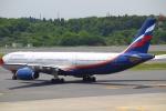 Kuuさんが、成田国際空港で撮影したアエロフロート・ロシア航空 A330-343Xの航空フォト(飛行機 写真・画像)