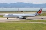 uhfxさんが、関西国際空港で撮影したフィリピン航空 A330-343Eの航空フォト(飛行機 写真・画像)