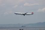 uhfxさんが、関西国際空港で撮影したチャイナエアライン A340-313Xの航空フォト(飛行機 写真・画像)