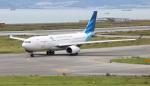uhfxさんが、関西国際空港で撮影したガルーダ・インドネシア航空 A330-243の航空フォト(飛行機 写真・画像)