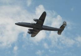 TKOさんが、ファンボロー空港で撮影したスーパーコンステレーション飛行協会 C-121C Super Constellation (L-1049F)の航空フォト(飛行機 写真・画像)