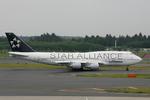 SKYLINEさんが、成田国際空港で撮影したルフトハンザドイツ航空 747-430Mの航空フォト(飛行機 写真・画像)