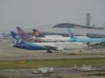 ハピネスさんが、関西国際空港で撮影したアジア・アトランティック・エアラインズ 767-383/ERの航空フォト(飛行機 写真・画像)