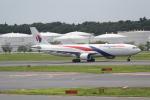 ANA744Foreverさんが、成田国際空港で撮影したマレーシア航空 A330-323Xの航空フォト(写真)