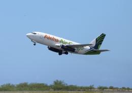 まるめさんが、ダニエル・K・イノウエ国際空港で撮影したアロハ・エア・カーゴ 737-290C/Advの航空フォト(飛行機 写真・画像)
