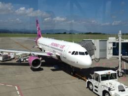 だーいけさんが、静岡空港で撮影したフンヌ・エアーの航空フォト(飛行機 写真・画像)
