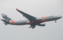 木人さんが、成田国際空港で撮影したジェットスター A330-202の航空フォト(飛行機 写真・画像)