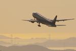 ふじいあきらさんが、広島空港で撮影した全日空 747-481の航空フォト(飛行機 写真・画像)