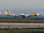 イーヌイさんが、羽田空港で撮影した全日空 777-381の航空フォト(写真)