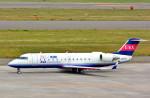 Dojalanaさんが、新千歳空港で撮影したアイベックスエアラインズ CL-600-2B19 Regional Jet CRJ-100LRの航空フォト(飛行機 写真・画像)