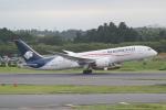 ANA744Foreverさんが、成田国際空港で撮影したアエロメヒコ航空 787-8 Dreamlinerの航空フォト(写真)