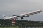 ANA744Foreverさんが、成田国際空港で撮影した中国東方航空 A340-642の航空フォト(写真)
