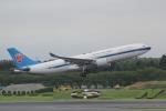 ANA744Foreverさんが、成田国際空港で撮影した中国南方航空 A330-223の航空フォト(飛行機 写真・画像)