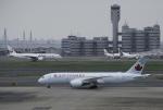 xxxxxzさんが、羽田空港で撮影したエア・カナダ 787-8 Dreamlinerの航空フォト(飛行機 写真・画像)