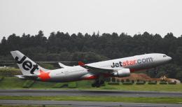 ららもんさんが、成田国際空港で撮影したジェットスター A330-202の航空フォト(飛行機 写真・画像)
