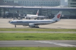 White_Maneさんが、羽田空港で撮影した中国国際航空 A330-243の航空フォト(写真)