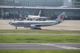 White_Maneさんが、羽田空港で撮影した中国国際航空 A330-243の航空フォト(飛行機 写真・画像)