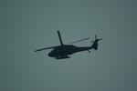 rjnsphotoclub-No.07さんが、家の庭で撮影した不明 UH-60... Black Hawk (S-70A)の航空フォト(写真)
