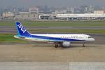tsubameさんが、福岡空港で撮影した全日空 A320-211の航空フォト(写真)