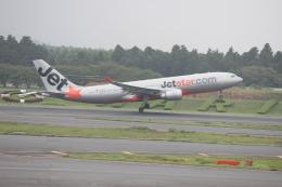 ショウさんが、成田国際空港で撮影したジェットスター A330-202の航空フォト(飛行機 写真・画像)