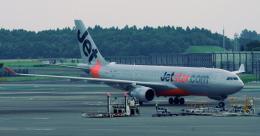 hamapiさんが、成田国際空港で撮影したジェットスター A330-202の航空フォト(飛行機 写真・画像)