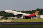 Koenig117さんが、成田国際空港で撮影したアシアナ航空 767-38EF/ERの航空フォト(写真)