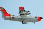 なまくら はげるさんが、厚木飛行場で撮影した海上自衛隊 US-1Aの航空フォト(写真)