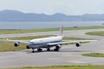 えこださんが、関西国際空港で撮影した中国国際航空 A340-313Xの航空フォト(飛行機 写真・画像)