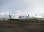 Guwapoさんが、クラーク国際空港で撮影したエアマニラ MD-83 (DC-9-83)の航空フォト(写真)