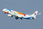 SKYLINEさんが、羽田空港で撮影した中国東方航空 A330-343Xの航空フォト(飛行機 写真・画像)