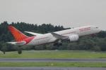 ANA744Foreverさんが、成田国際空港で撮影したエア・インディア 787-8 Dreamlinerの航空フォト(写真)