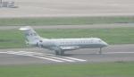 ハピネスさんが、羽田空港で撮影した国土交通省 航空局 BD-700-1A10 Global Expressの航空フォト(写真)