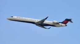 航空フォト:N809SK スカイウエスト CRJ-900